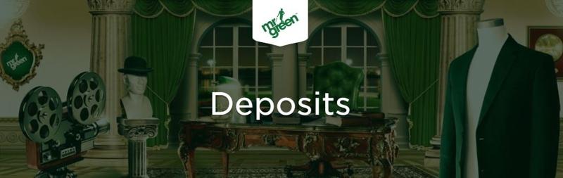 Mr Green Banking