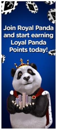 Royal Panda Loyal Panda