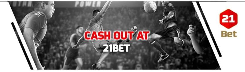 21Bet Cashout
