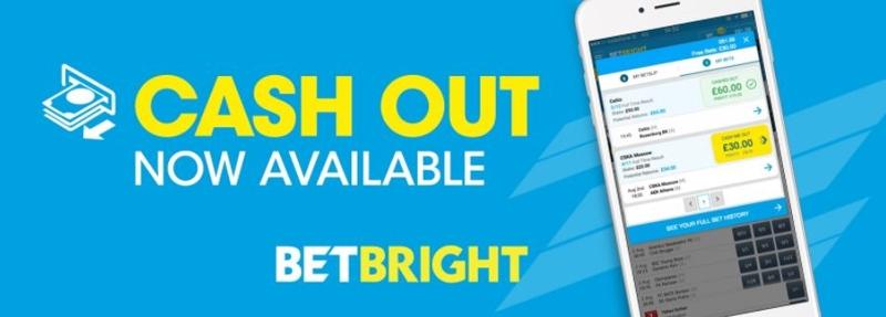 BetBright Cashout