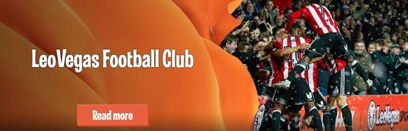 LeoVegas Football Club