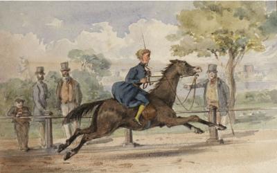 Horse Riding History
