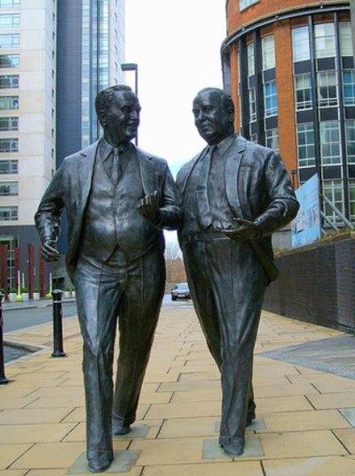 Sir John Moores Statue