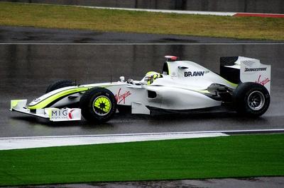 Jenson Button Brawn