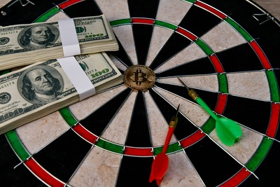 Dartboard Money