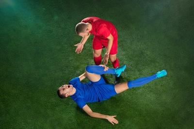 Football Tackle Injury