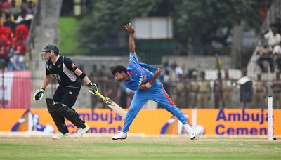 India vs New Zealand ODI Cricket