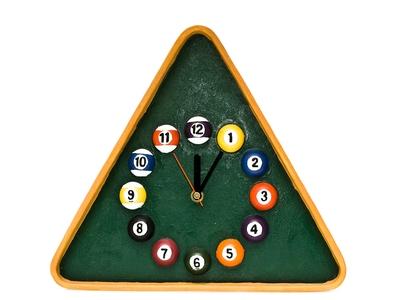Snooker Clock
