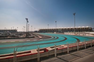 Abu Dhabi Racetrack