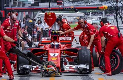 F1 Full Team