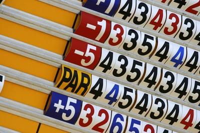 Golf Scoreboard