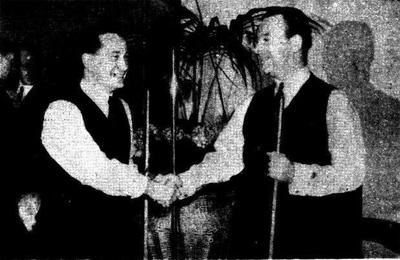 Joe Davis Snooker