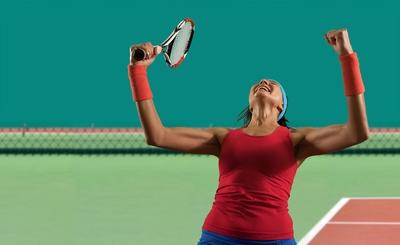 Tennis Winner